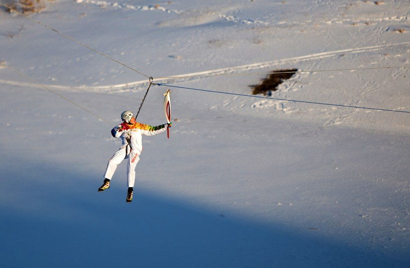 Do igrzysk w Soczi coraz bliżej /AFP