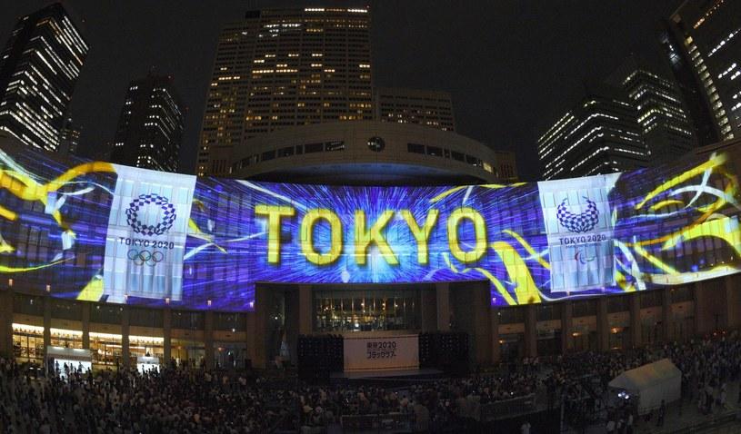 Do igrzysk w Tokio pozostały niespełna trzy lata /AFP