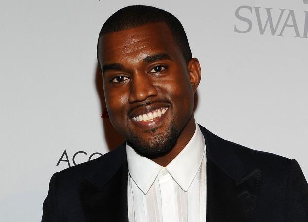Do internetu wyciekł nowy klip Kanye Westa fot. Jamie McCarthy /Getty Images/Flash Press Media
