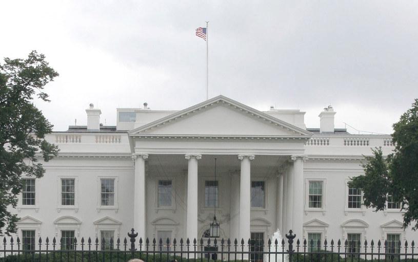Do jednego z ataków miało dojść w pobliżu Białego Domu /NICHOLAS KAMM /AFP