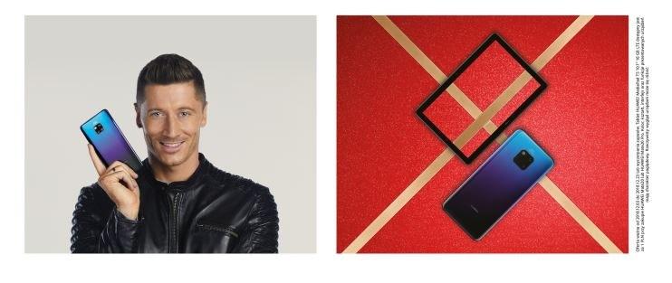 """Do jednego ze swoich flagowców, Huawei """"dorzuca"""" tablet za 1 zł /materiały prasowe"""