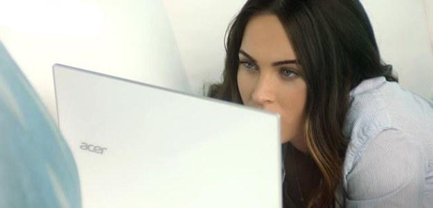 Do kampanii Aspire S7 zaproszona została Megan Fox /materiały prasowe