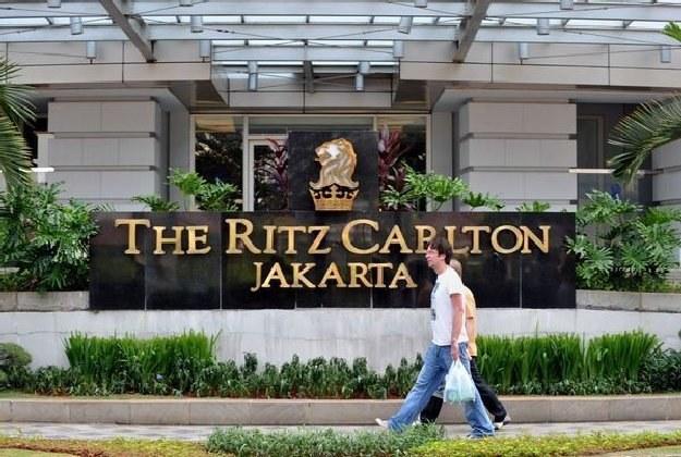 Do karty Chairman Citibanku dodawany jest wyższy standard pokojów w hotelach m.in. Ritz Carlton /AFP