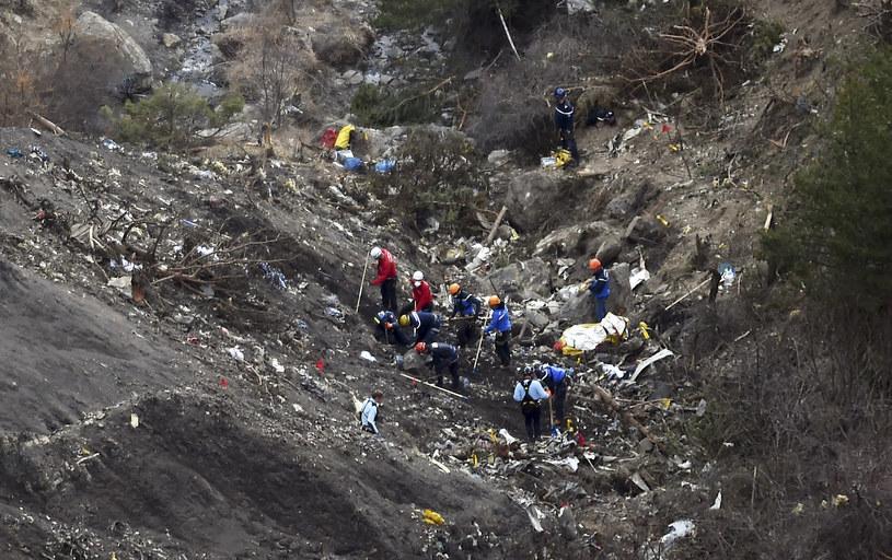 Do katastrofy samoloti linii Germanwings doszło w marcu ubiegłego roku /ANNE-CHRISTINE POUJOULAT / AFP /AFP