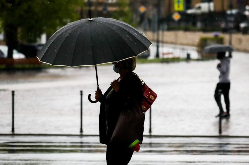 Do kiedy deszcze? Najnowsza prognoza pogody /Beata Zawrzel /Reporter