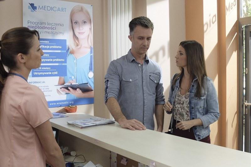 Do kliniki leczenia bezpłodności Kulczycki pójdzie z duszą na ramieniu /ATM Grzegorz Gołębiowski