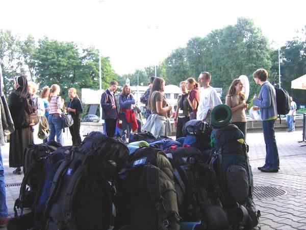 Do Kolonii wybrało się 20 tysięcy Polaków /INTERIA.PL