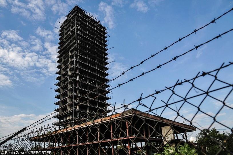"""Do końca 2019 zostanie zakończona budowa """"szkieletora"""" /Beata Zawrzel/REPORTER /East News"""