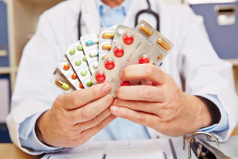 Do końca bieżącego roku wszystkie ośrodki zdrowia będą podłączone do systemu wystawiania e-recept /123RF/PICSEL