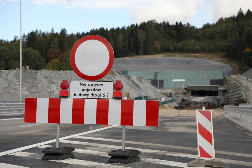 Do końca budowy jest jednak jeszcze bardzo daleko /Jan Graczyński /East News