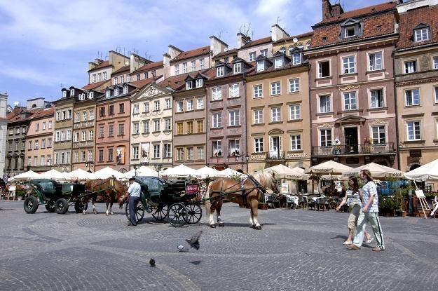 Do końca roku ma być gotowy Katalog ulic i placów Warszawy /© Bauer