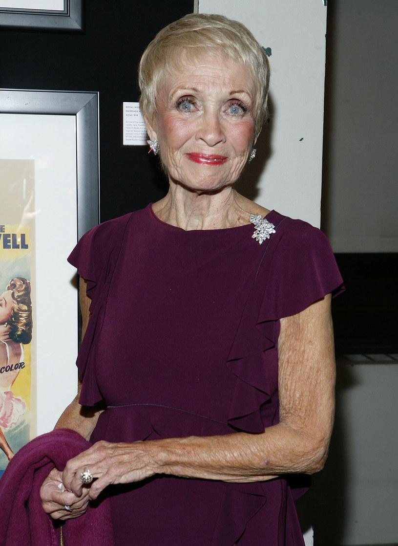 Do końca życia Jane Powell była aktywna zawodowo /John Lamparski /Getty Images