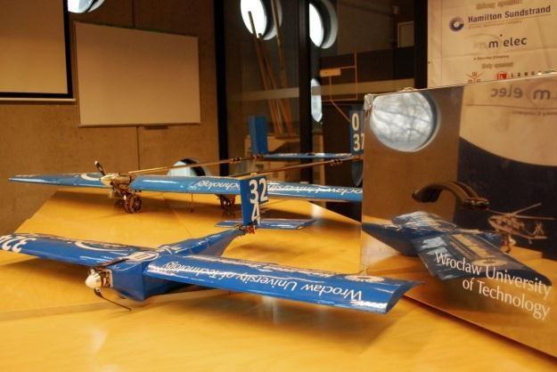 Do konkursu staną 2 samoloty - w skalach 1:5 i 1:10 /materiały prasowe