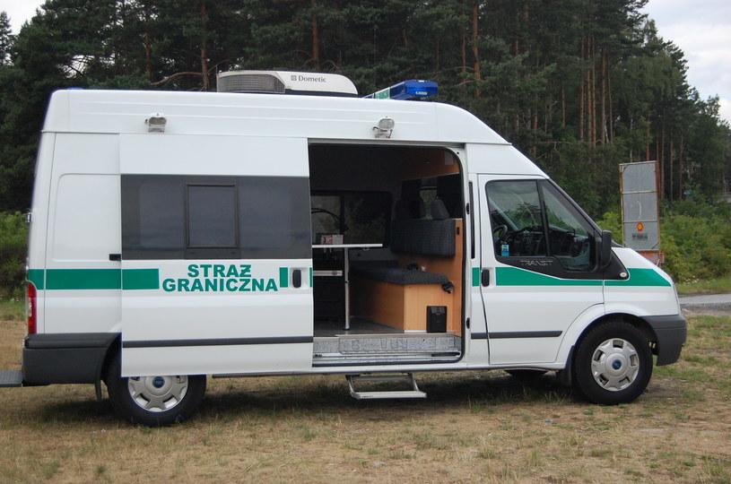 Do kontroli zostaną wykorzystane tzw. schengenbusy / fot. Straż Graniczna /materiały prasowe
