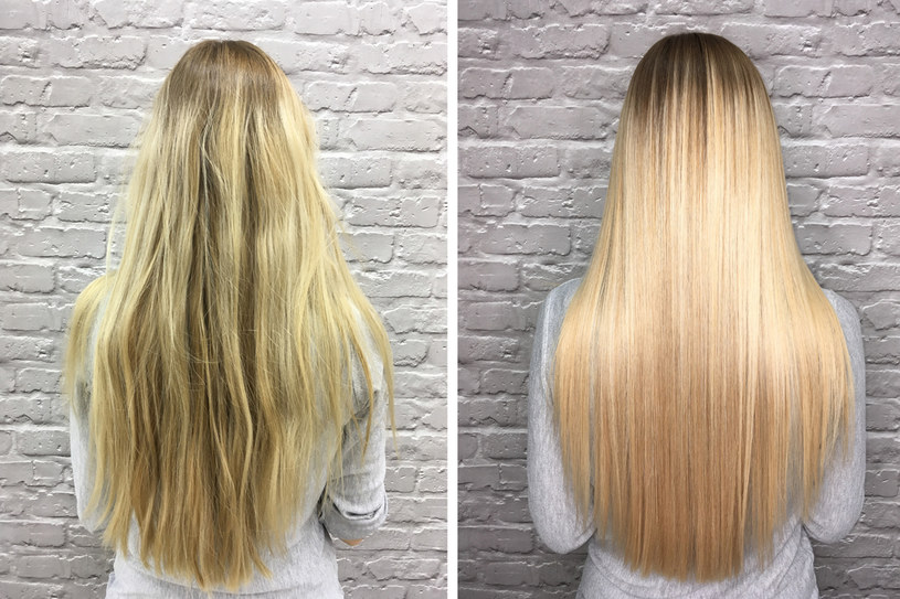 Do laminowania włosów można użyć galaretki owocowej /123RF/PICSEL