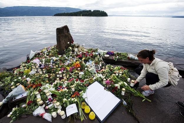 Do masakry doszło m.in.  na wyspie Utoya /AFP