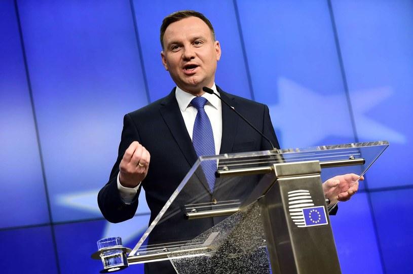 Do Monachium przybędzie m.in. prezydent Andrzej Duda /AFP