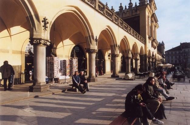 Do najbardziej liczących się w naszym kraju metropolii należy Kraków /© Bauer