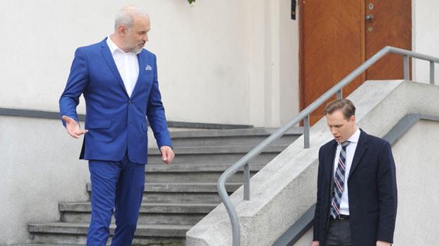 """Do obsady """"O mnie się nie martw"""" dołączył ceniony i lubiany aktor Krzysztof Stelmaszyk /Agencja W. Impact"""