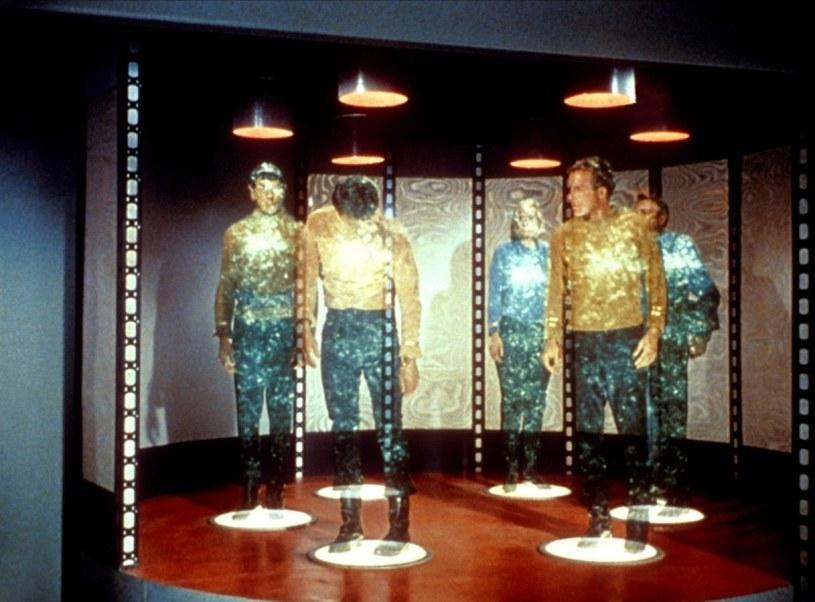 Do osiągnięcia teleportacji rodem z filmu Star Trek jest jeszcze daleko, ale naukowcy są dobrej myśli /materiały prasowe