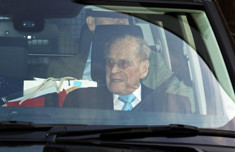 Do ostatnich chwil książę Filip zachował radość życia /Philip Toscano    /East News
