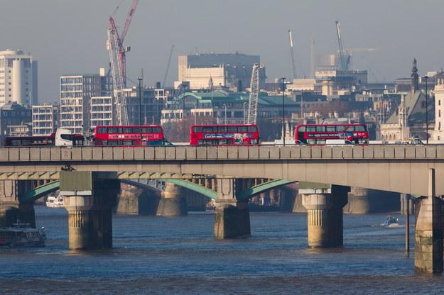 Do piątkowego ataku doszło w centrum Londynu /VICKIE FLORES /PAP/EPA