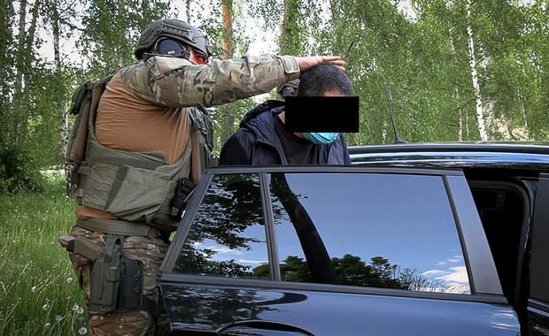 Do Polski sprowadzono szefa gangu, który wyprał 1,4 mld zł dla karteli narkotykowych