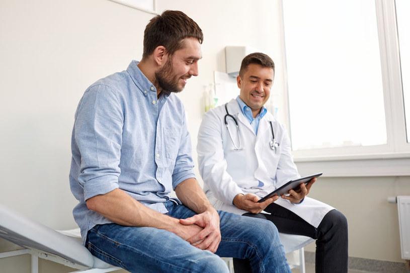 Do postawienia właściwej diagnozy konieczny jest kontakt z lekarzem