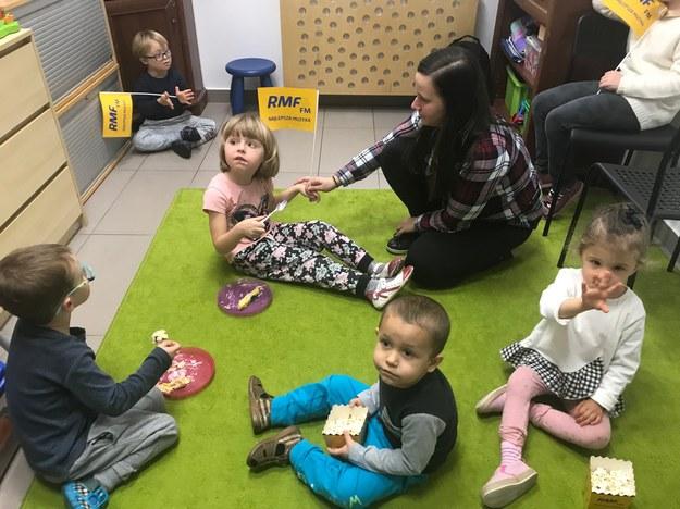 Do przedszkola uczęszcza 69 dzieciaków /Blanka Baranowska /RMF FM