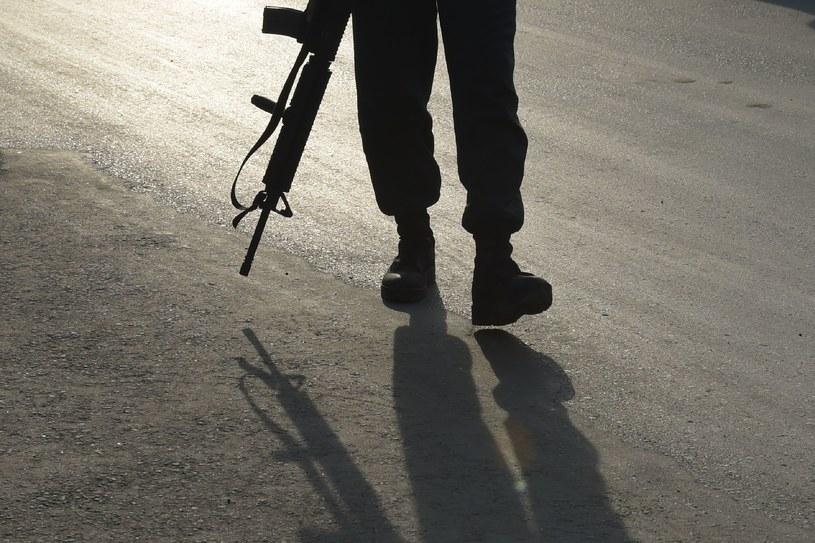 Do przeprowadzenia ataku przyznało się Państwo Islamskie /AFP