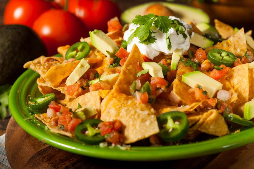 Do przyprawienia nachos wybieraj wyraziste składniki