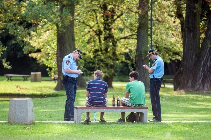 Do rejestru będzie można trafić już za wypicie jednego piwa w parku /Lech Gawuc /Reporter