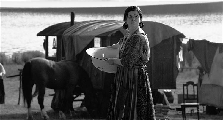 Do roli cygańskiej poetki papuszy musiała stracić 18 kilogramów /materiały prasowe