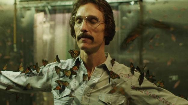 """Do roli w filmie """"Witaj w klubie"""" Matthew McConaughey schudł ponad 20 kilogramów. /materiały dystrybutora"""