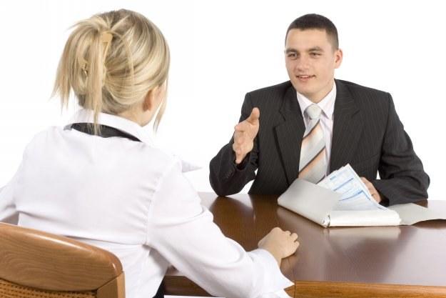 Do rozmowy kwalifikacyjnej musisz podejść jak profesjonalny dziennikarz /© Bauer
