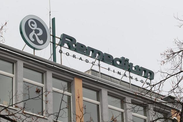 Do sądu rejonowego w Olsztynie wpłynęły dwa wnioski o upadłość spółki finansowej Remedium /PAP