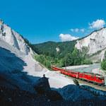 Do serca Renu w szwajcarskiej Gryzonii