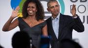 Do sieci trafiły zdjęcia Baracka Obamy z pięknymi kobietami! Teraz już wiadomo, co z rozwodem