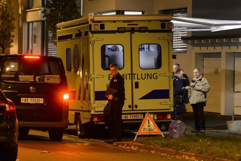 Do strzelaniny doszło przy Wildensteinerstrasse /AFP