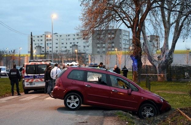 Do strzelaniny doszło w pobliżu meczetu w Valence /AFP