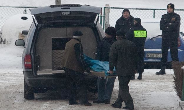 Do strzelaniny doszło w Sanoku /fot. Wojtek Jargiłło /Agencja SE/East News