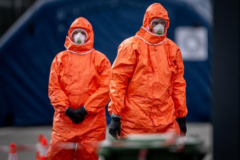 Do tej pory w Polsce odnotowano 153 przypadki zakażenia wariantem Delta /Lukas Kabon/Anadolu Agency /Getty Images