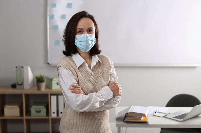 Do tej pory zaszczepionych nauczycieli w Polsce jest około 70-80 proc. /123RF/PICSEL