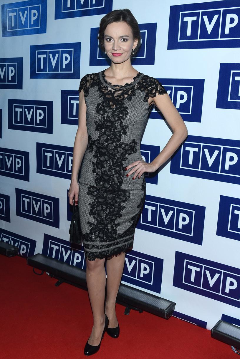 Do telewizji trafiła z castingu. Najpierw pracowała w Telewizji Bydgoszcz. Wkrótce przeniosła się do TVP1 /Szilagyi /MWMedia