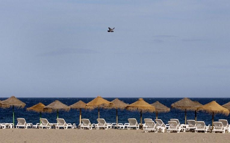 Do tragedii doszło na Costa del Sol, fot. ilustracyjna /AFP