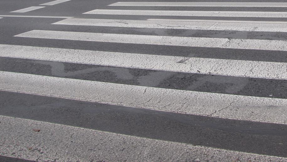 Do tragedii doszło na przejściu dla pieszych (zdj. ilustracyjne) /Marcin Buczek /RMF FM