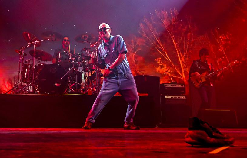 Do tragedii doszło podczas koncertu Indiego Solariego (na zdj.) /AFP