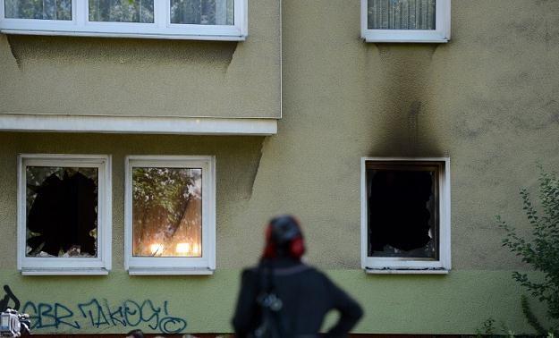 Do tragedii doszło w Dortmundzie na zachodzie Niemiec /AFP