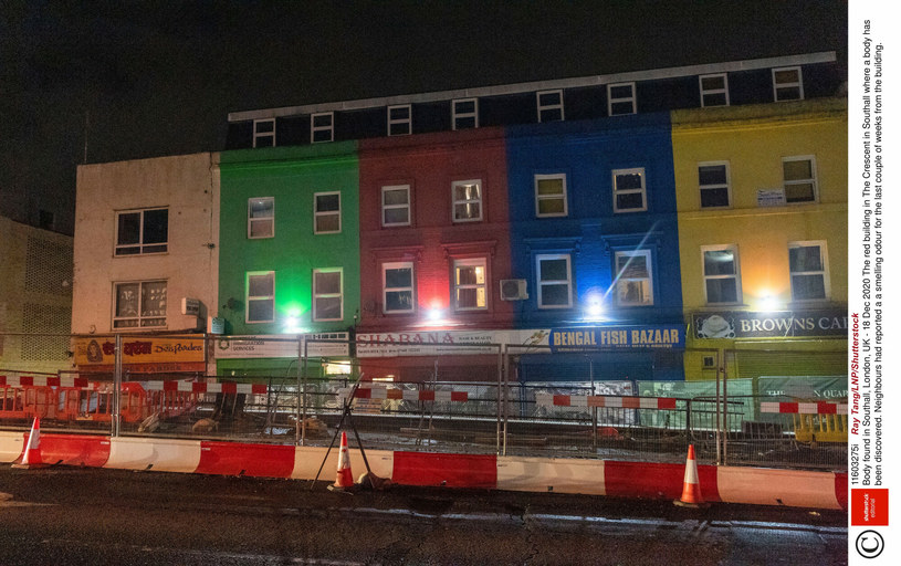Do tragedii doszło w dzielnicy Londynu Southall /Ray Tang/LNP/Shutterstock /East News