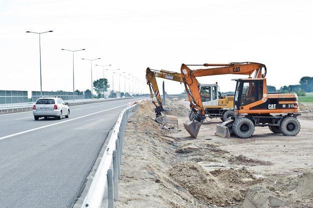 Do ukończenia budowy A2 jeszcze daleka droga / Fot: Łukasz Szeląg /Reporter
